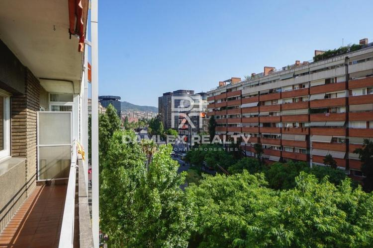 Apartment in Les Corts. Barcelona