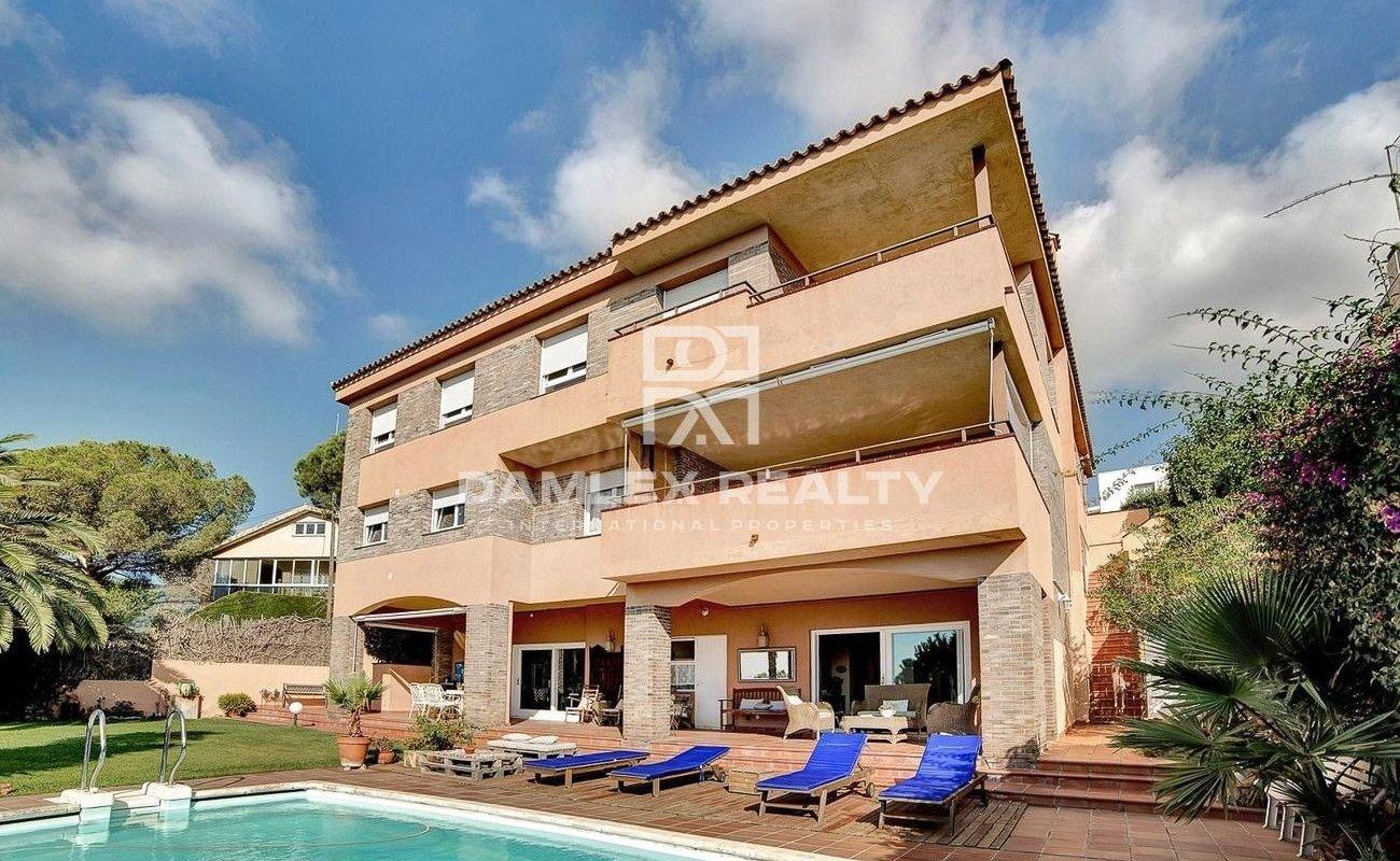 Villa in Vilassar de Dalt