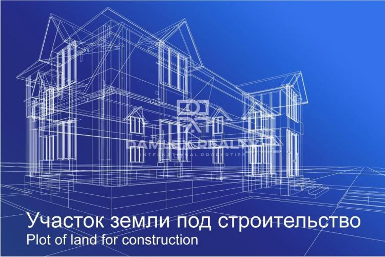 Land to build in the city center of Tossa