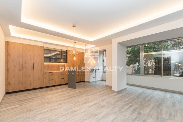Spacious apartment in Sant Gervasi, Barcelona
