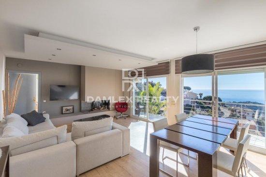 Villa with panoramic sea views. Lloret de Mar