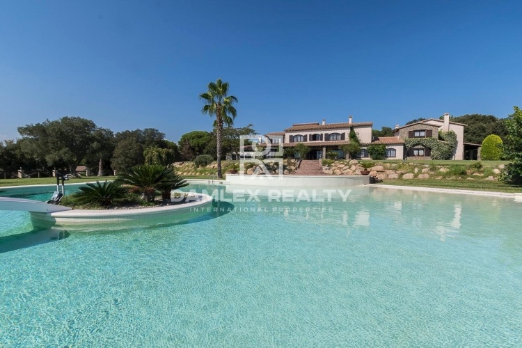 Exclusive property in Blanes. Costa Brava