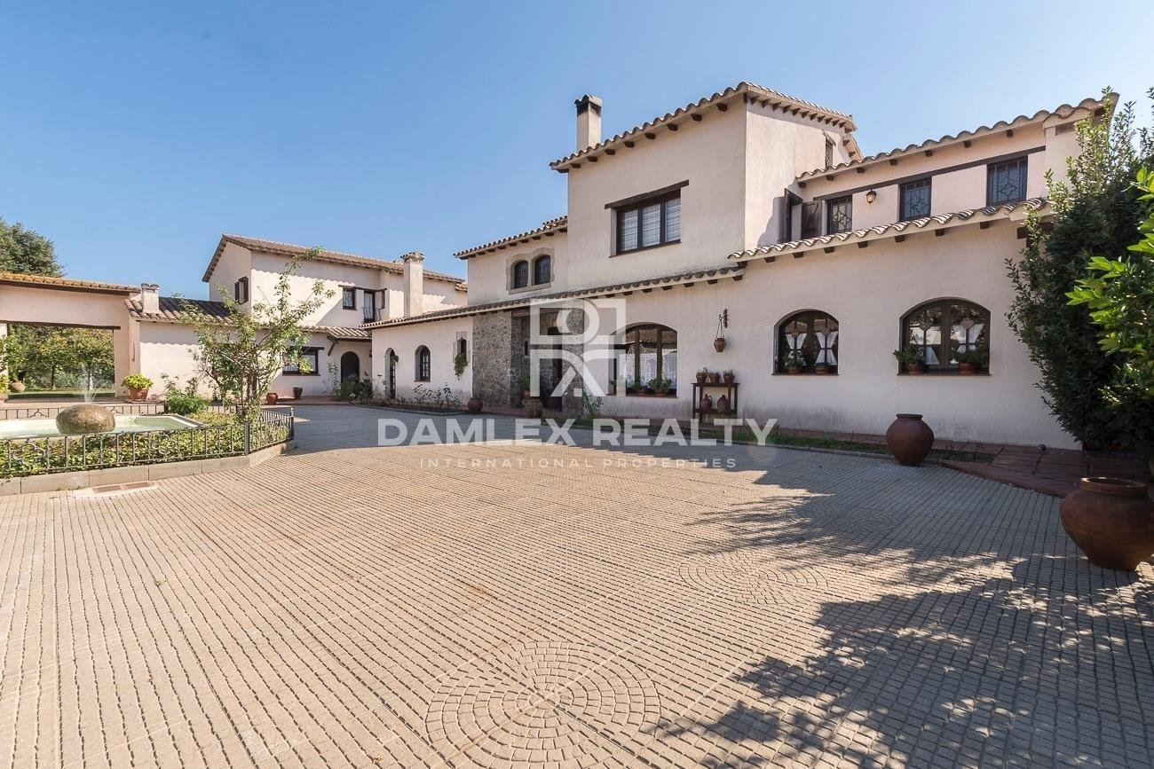Exclusive property in Blanes. Costa Brava