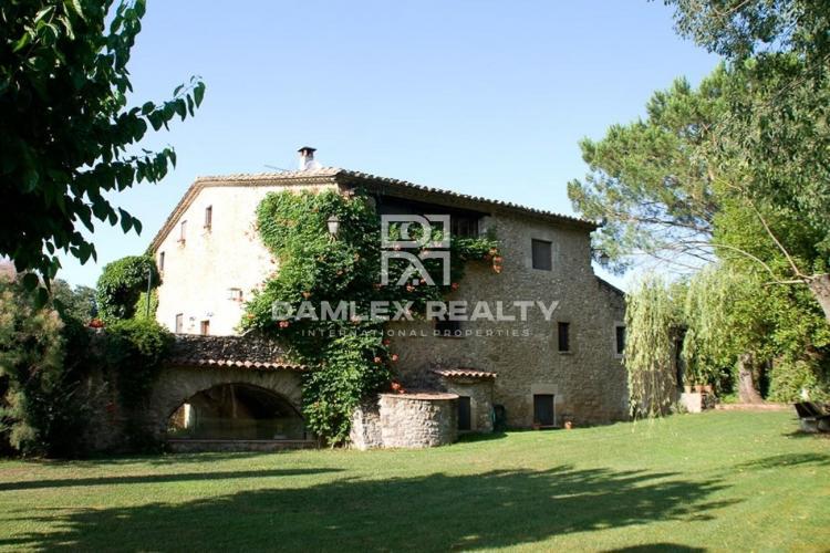 House of 18th century near Girona