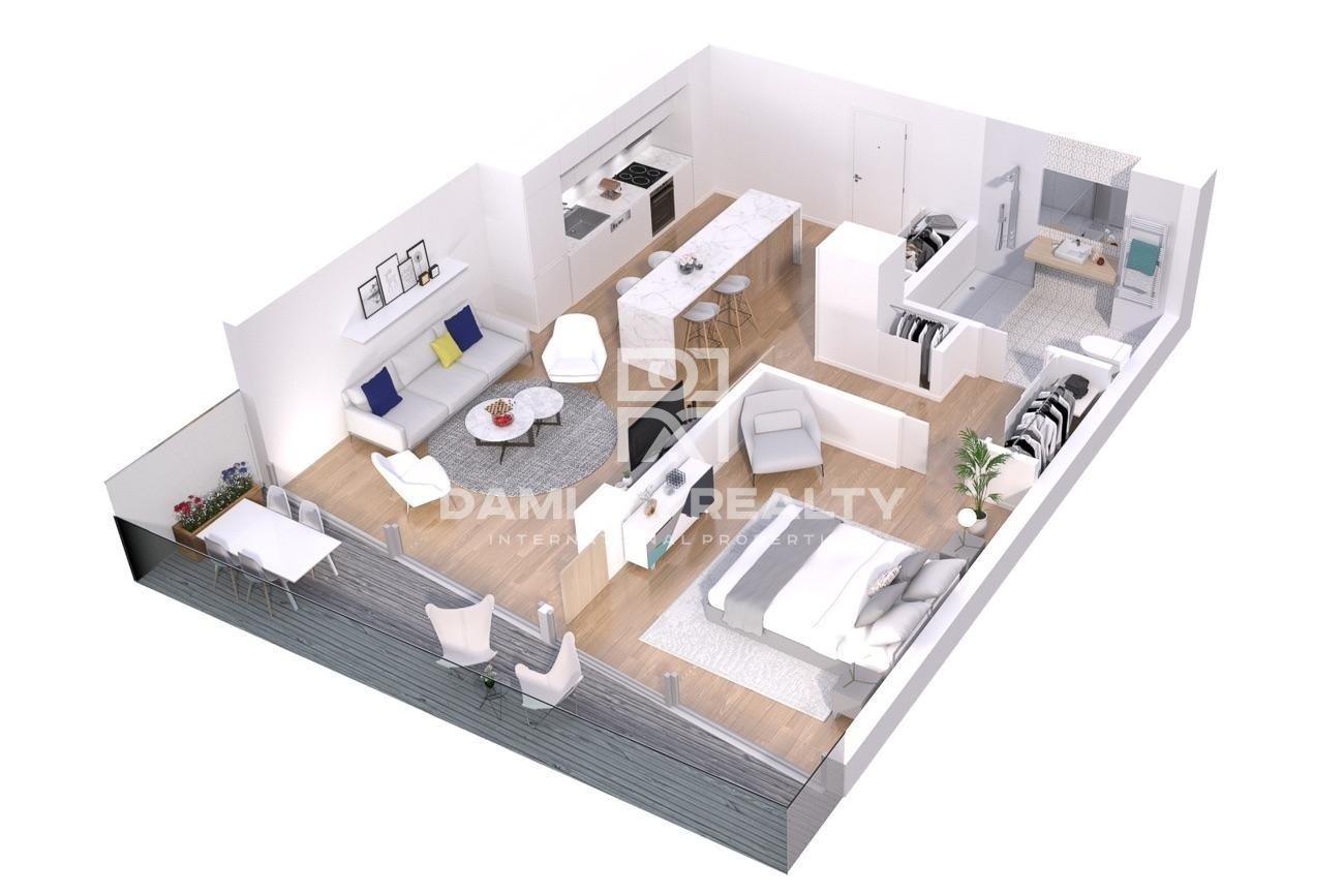Apartments on the beachfront in Lloret de Mar - Costa Brava