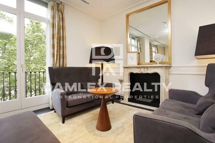 Comfortable apartment in the heart of Barcelona on Paseo de Gracia
