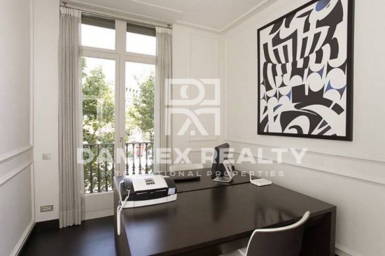 Comfortable apartment in the heart of Barcelona on Paseo de Gracia