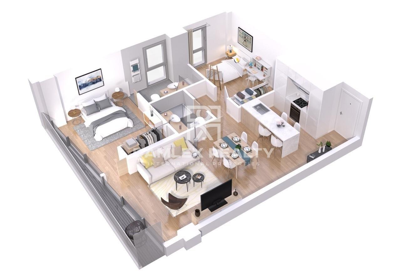 Floor 4  Door 1