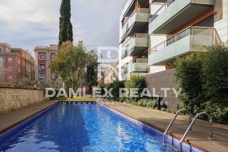 Duplex in Sarria. Barcelona