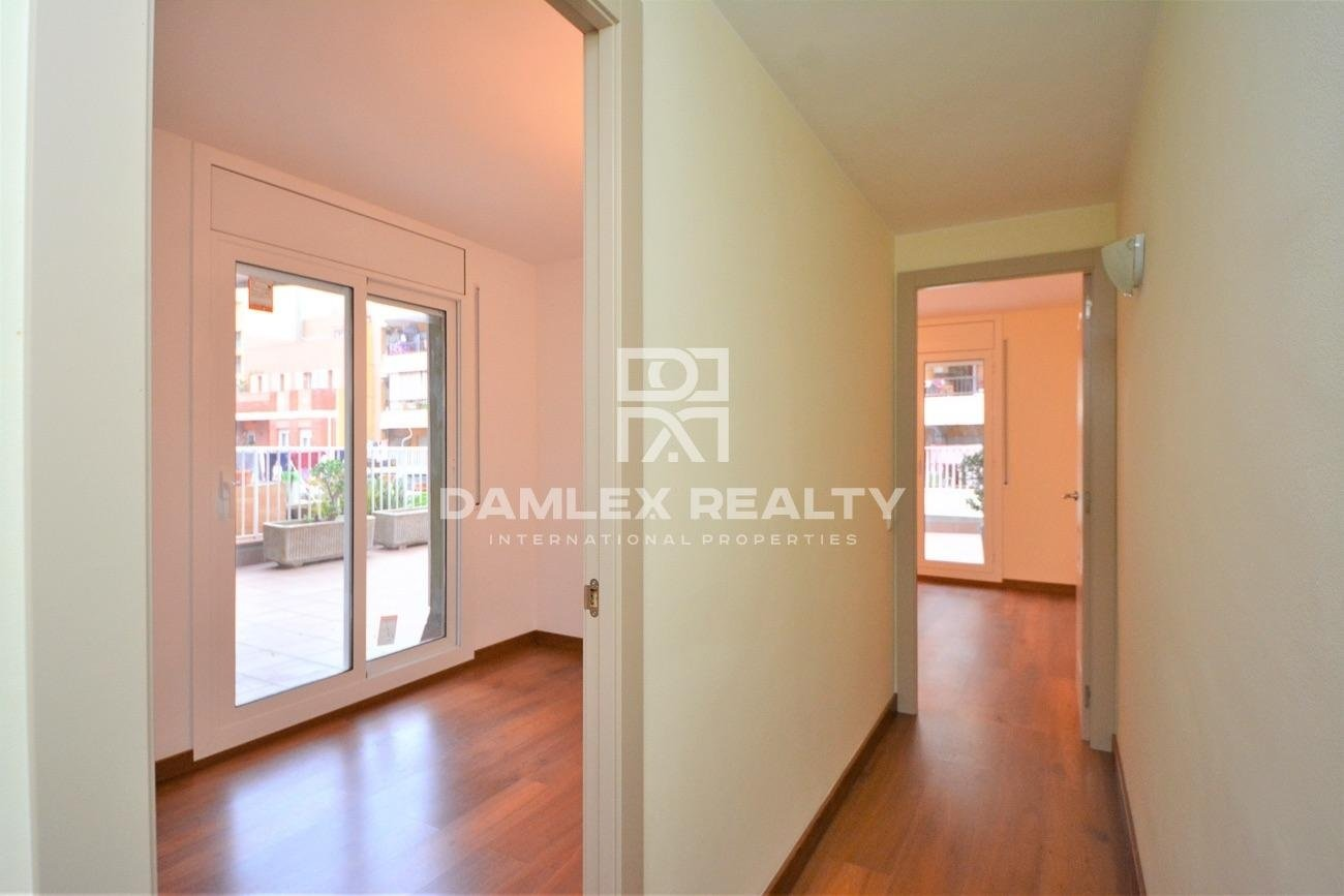 Renovated apartment in Lloret de Mar with a large terrace