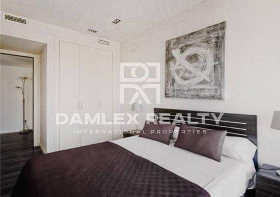 Duplex apartment in a luxury residential complex in Diagonal Mar