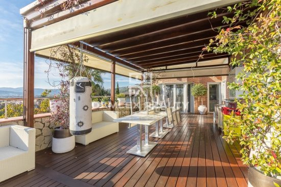 Villa within walking distance of the center of Playa de Aro and the beach