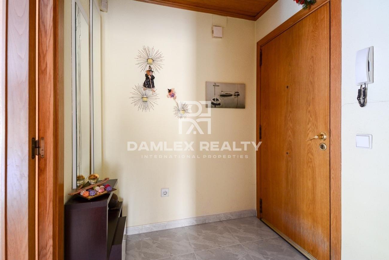 Quiet and central apartment with a large terrace - Lloret de Mar
