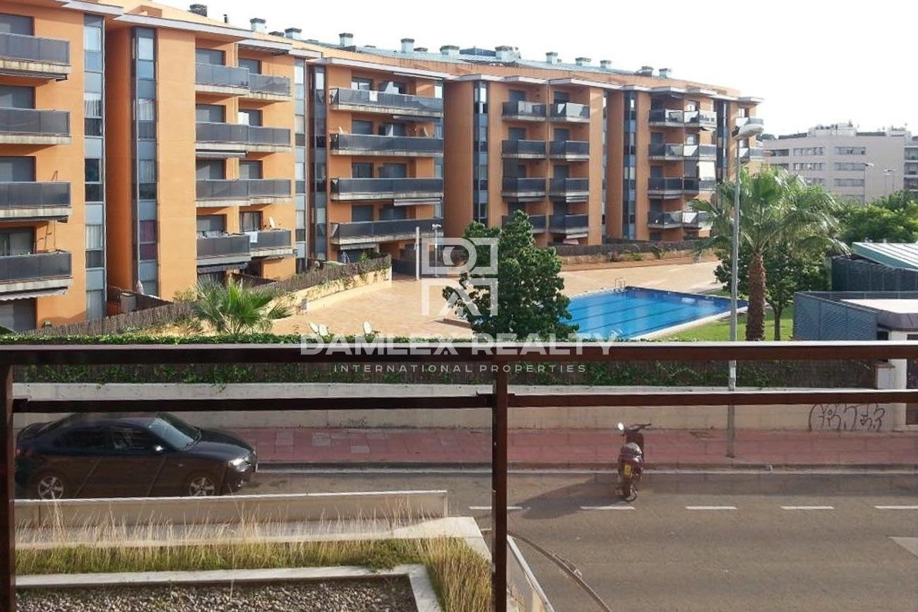 Two bedroom apartment in Fenals.
