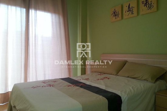 Two bedroom apartment in Fenals.
