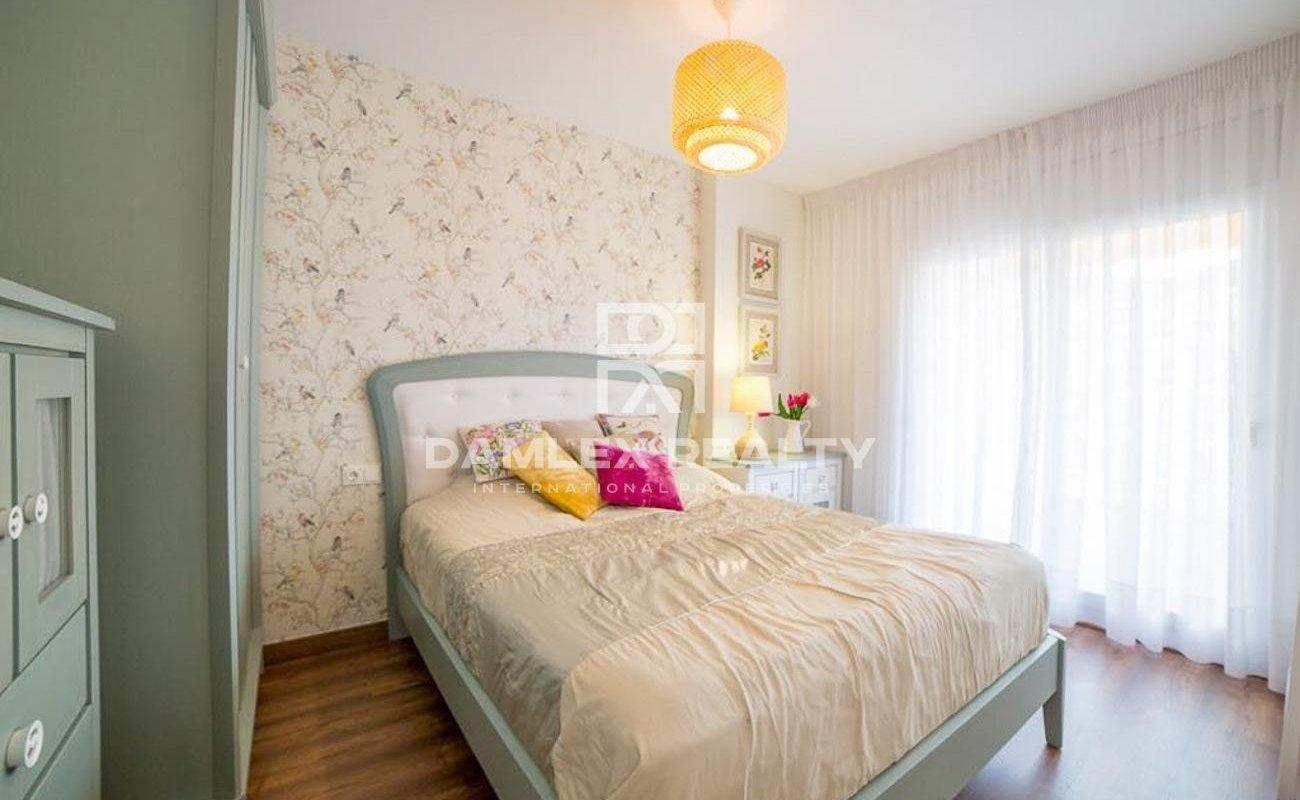 Apartment with tourist license in Lloret de Mar.