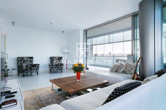 Apartment with sea views in  Diagonal Mar.