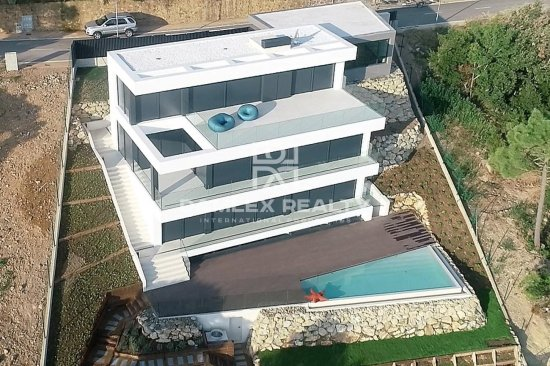 High tech design villa. Costa Brava, Begur