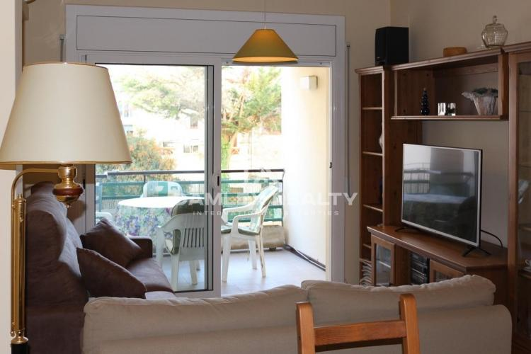Apartment with tourist license in the center of Tossa
