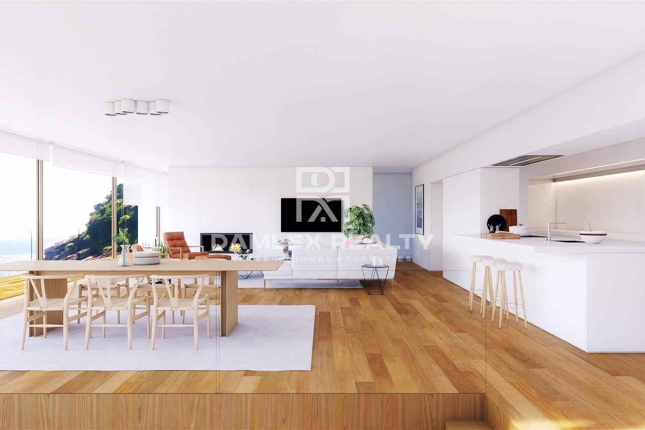 New luxury villa in the very exclusive area of Cala San Francesc