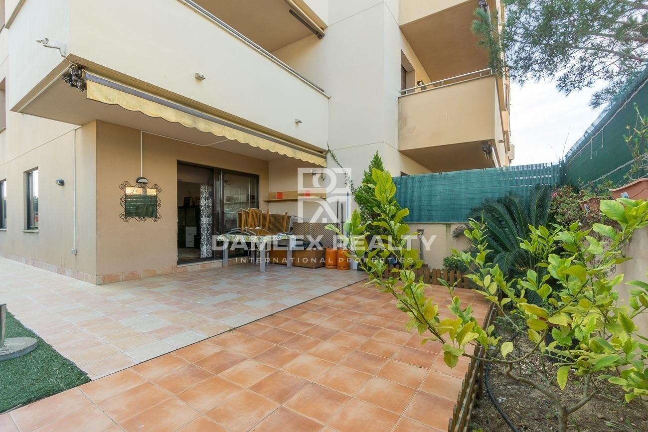 Apartment with private patio in Lloret de Mar