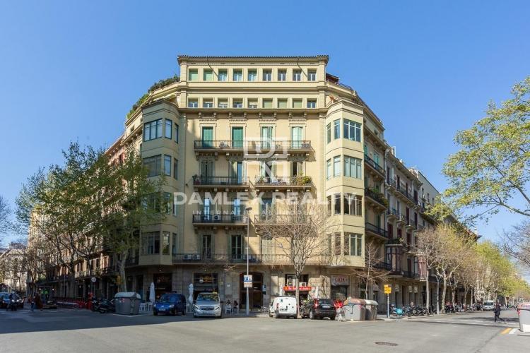Apartment near Plaça Catalunya