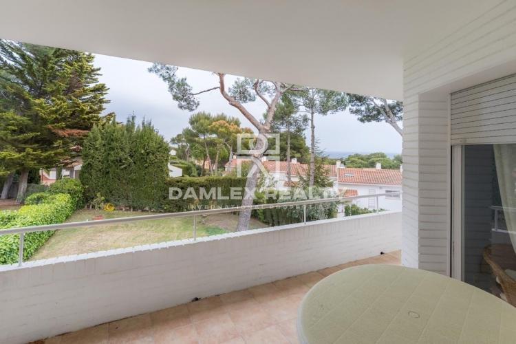 Apartment in Begur a few steps from the beautiful beach.