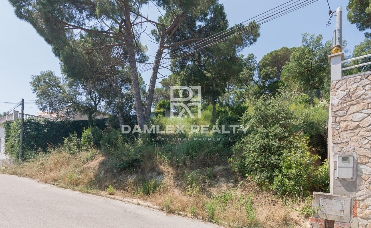 Land with project in lloret urbanizations