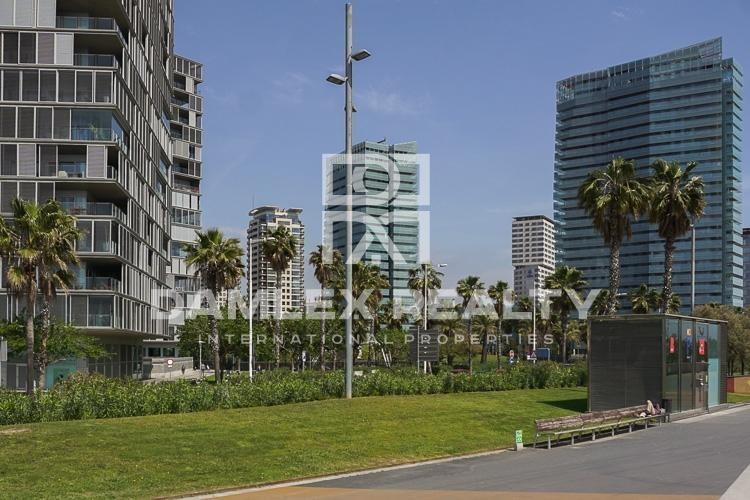 Apartment with fantastic sea views. Barcelona