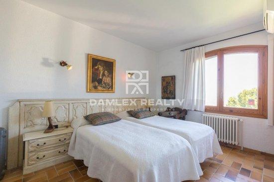 Mediterranean style villa with fabulous sea views