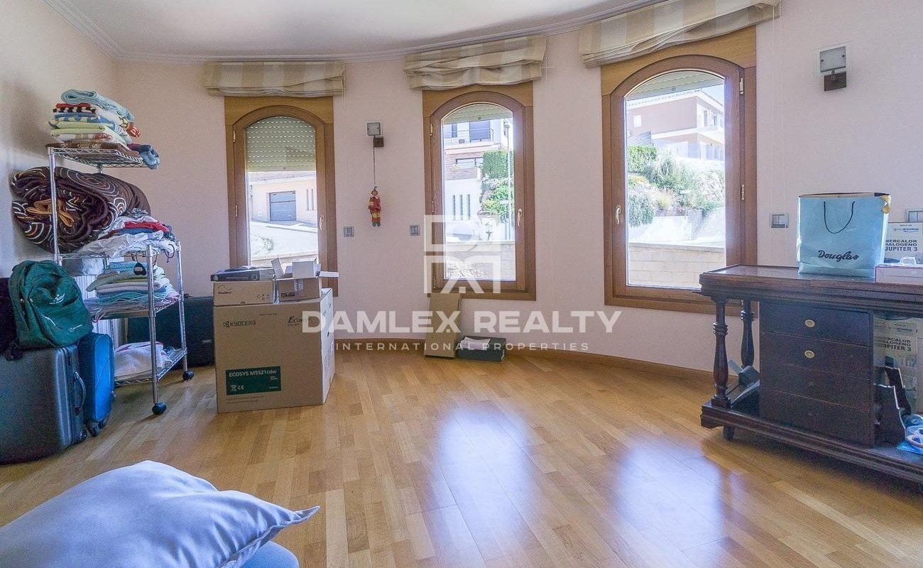 Villa with sea views in Lloret de Mar