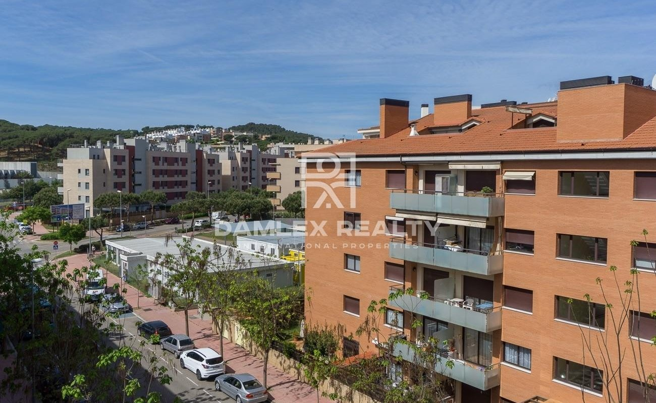 Apartments with tourist license in the city of Lloret de Mar.