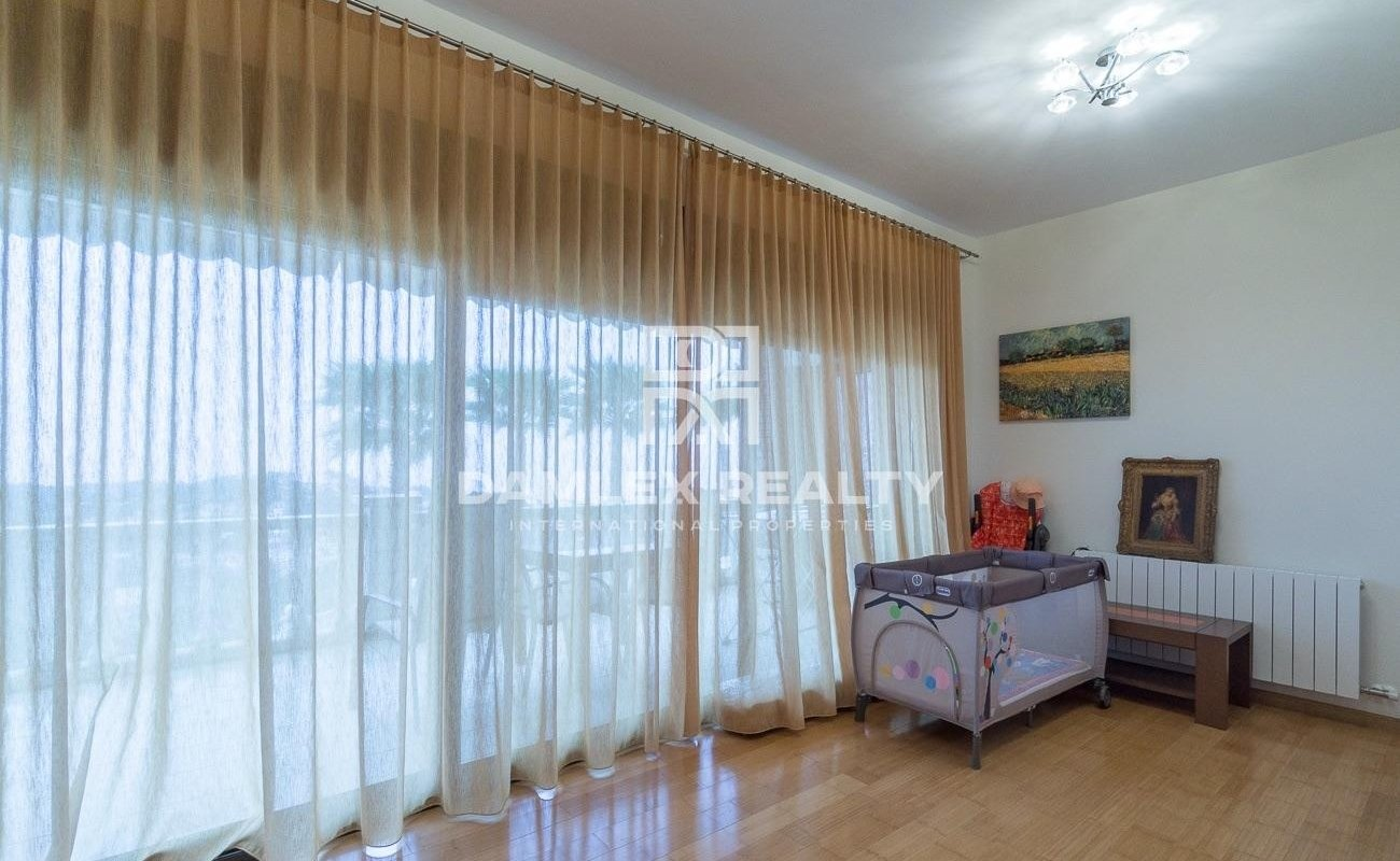 House in Lloret de Mar with sea views.