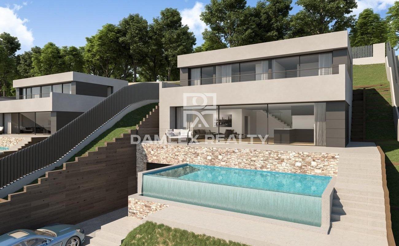 Villa 51, Ultramodern villa with stunning sea views, Costa Brava