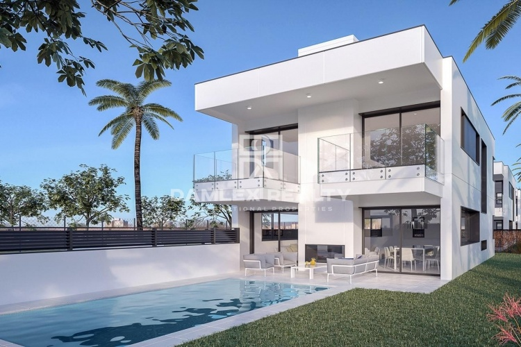 Magnificent new villa a few meters from the beach, Puerto Banus