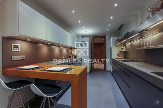 Exclusive apartments in Barcelona
