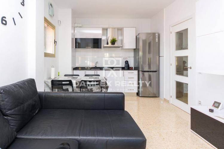Charming little apartment on the heights of Lloret!
