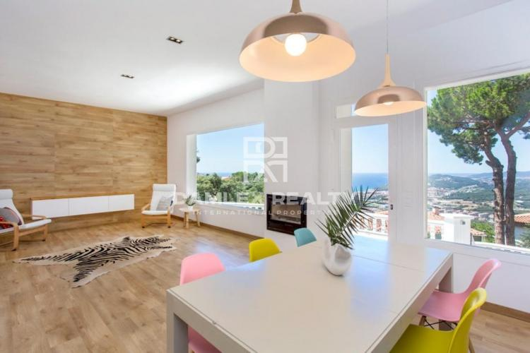 Wonderful house with sea views in Lloret de Mar