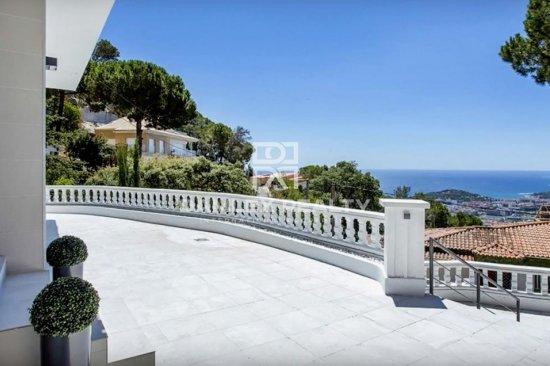 Wonderful house with sea views in Lloret de Mar