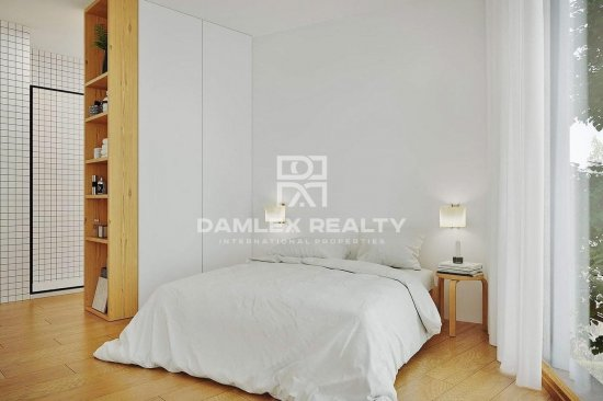 3 bedroom for renovated apartment in Pedralbes