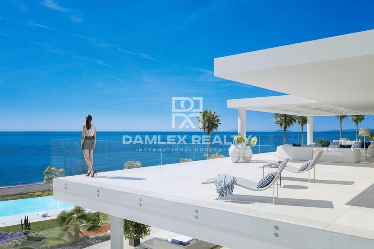 28 STUNNING LUXURY APARTMENTS FRONTLINE BEACH IN THE NEW GOLDEN MILE