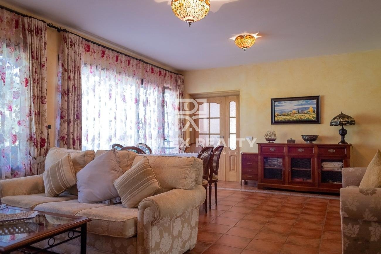 Private villa 100 meters from the beautiful beach of Blanes