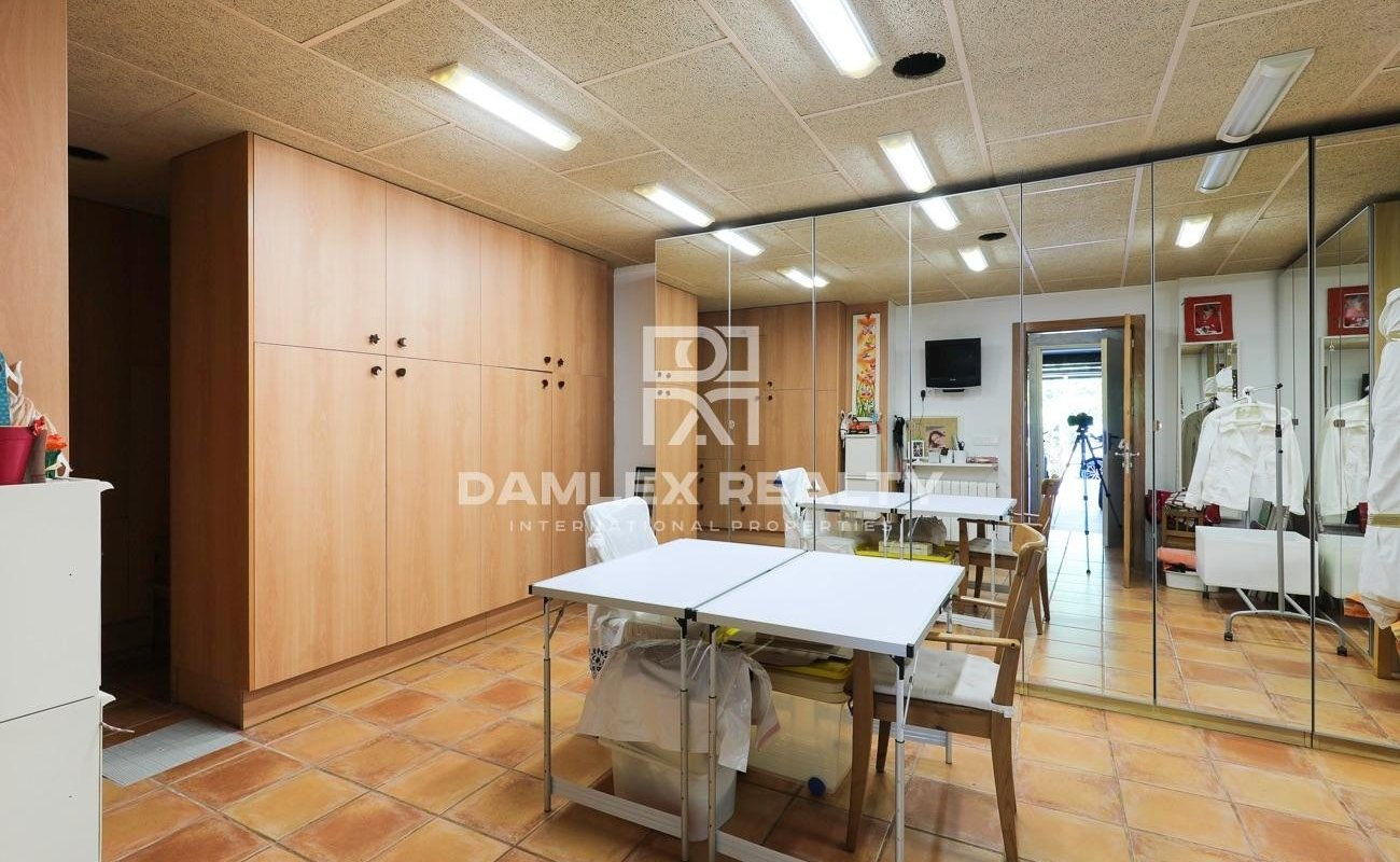 Townhouse with panoramic sea views in Tossa de Mar