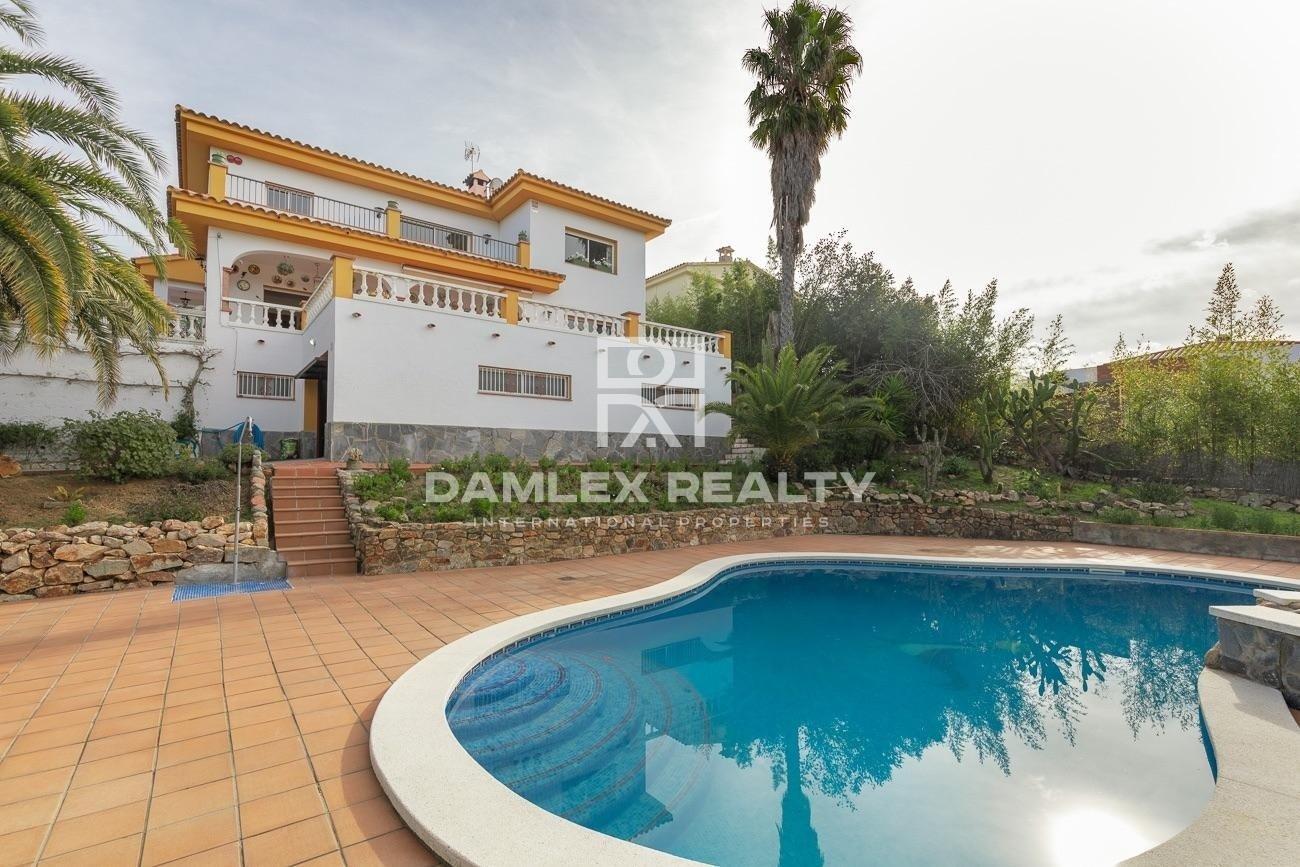 Villa with tourist license in Lloret de Mar