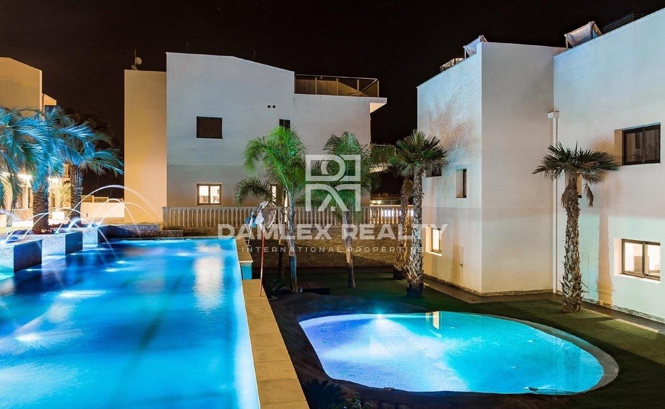 Type of activity - Luxury Hotel complex in Platja d`Aro, Costa Brava