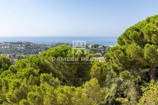 Beautiful property with 4 independant housings and great sea view