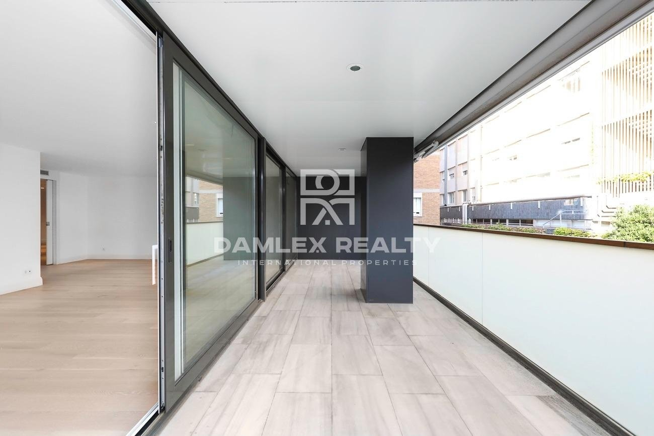 Luxury apartment in a prestigious area of Barcelona