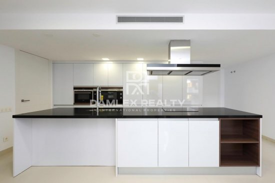 Luxury apartment in a prestigious area of Barcelona