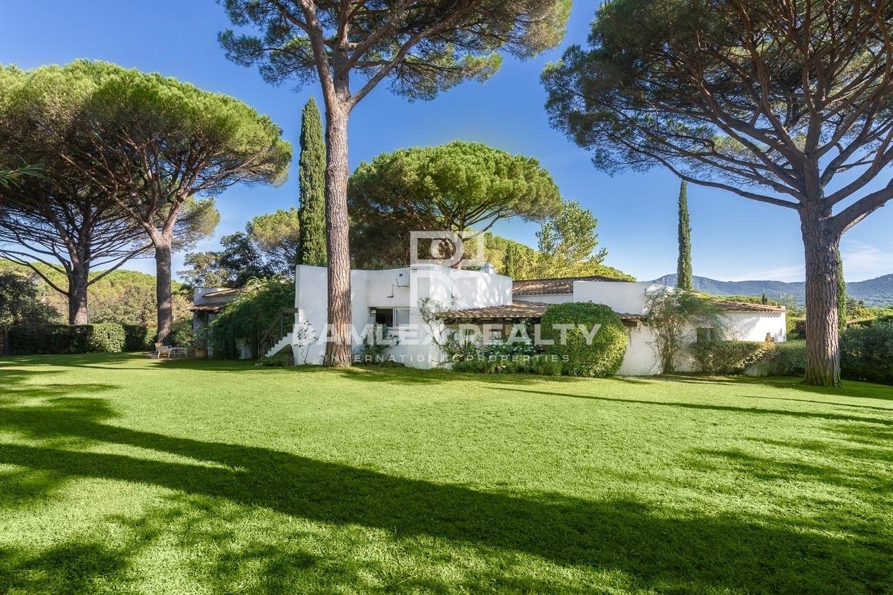 Ibicenco style house in the heart of the Golf of Santa Cristina de Aro
