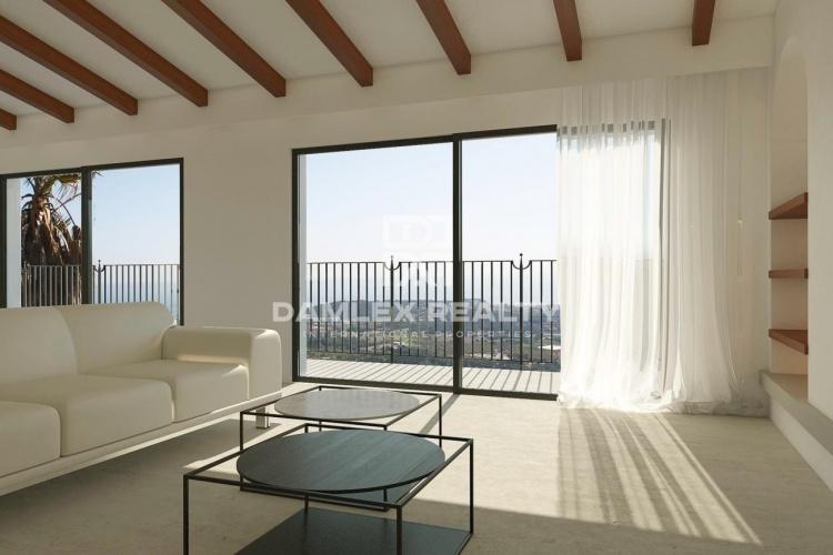 Fully renovated villa with stunning sea views and close to Playa de Aro